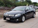Toyota Camry 2.4 Hybrid ปี10 สีดำ รถบ้านทรงสวยขับดีออฟชั่นครบดูแลตลอดไม่มีอุบัติเหตุพร้อมใช้งาน
