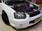 ขาย Subaru impreza STI ตาเหยี่ยว TURBO Twin score ปี 06 350HP เครื่องคอแดง 2.0 เกียร์ 6 Speed