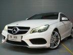 Mercedes-Benz E200 ปี 2014