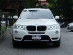 BMW X3 2.0D (F25) เครื่องดีเซล!! ! ปี 2013
