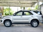 FORTUNER 3.0V [4WD] AT ปี2012 TOP