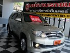 TOYOTA FORTUNER [ 3.0 V ] VN TURBO AT ปี 2012