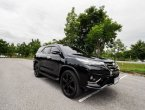 TOYOTA FORTUNER 2.8 V TRD Sportivo Black Top 4WD ปี 2017