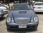 2004 Mercedes-Benz E200 Kompressor Elegance sedan