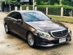 Mercedes Benz E300 Bluetec Hybrid ปี 2013