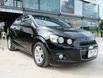 Chevrolet Sonic 1.5 LT ดำ 2013