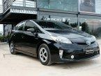 Toyota Prius 1.8 Hybrid Top Auto ดำ 2012