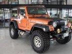 2001 Jeep Wrangler 4x4 suv