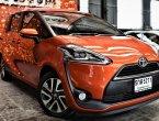 2016 Toyota Sienta 1.5 V ตัว TOP สุด WARRANTY 1 ปี สภาพสวยมาก ไมล์ 1x,xxx กม.