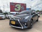 Toyota YARIS 1.2 G hatchback รถปี 2016