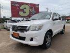 Toyota Hilux Vigo Champ Double Cab 2.5 E pickup รถ ปี 2012