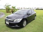 2013 Honda Civic 1.8 FB (ปี 12-16) E i-VTEC AT ฟรีดาวน์ รถสวย เหมือนใหม่ พวงมาลับ multi เบาะปรับไฟฟ้า แอร์ฉ่ำ