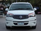 Ssangyong Stavic 2.0 SV ปี 2016