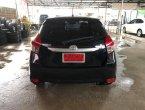 Toyota Yaris 1.2E ปี2014 สีดำ, เกียร์อัตโนมัติ