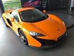 """Mclaren 650s Coupe in """" Mclaren Orange """" !! ปี 2015"""