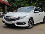 2016 Honda CIVIC 1.8 EL i-VTEC  จัดไฟแนนซ์ได้เต็ม แถมประกันภัย