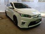 2015 Toyota YARIS 1.2 TRD Sportivo hatchback