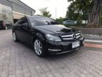 MERCEDES BENZ C180 AMG COUPE W204 ปี2013
