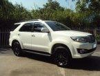2015 Toyota Fortuner 2.7 V + Navi 2WD