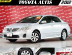 TOYOTA ALTIS 1.6G AT ปี 2012