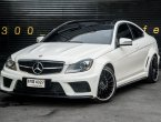 2011 Mercedes-Benz C180 AMG coupe