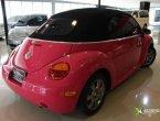 2012 Volkswagen Beetle TSi cabriolet