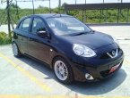 Nissan March MT 1.2 ปี17