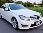 Mercedes Benz W204 C180 CGI Turbo AMG Package ปี 2013