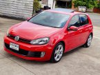 2010 Volkswagen Golf 2.0 GTI sedan