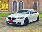 2015 BMW 528i M Sport sedan
