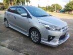 2015 Toyota YARIS 1.2 E hatchback