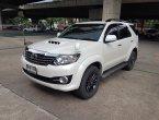 2015 Toyota Fortuner 3.0 V รถสวยจัดมือเดียว ราคาถูกสุดในตลาด ฟรีดาวน์