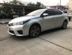 2014 Toyota Corolla Altis 1.6 G sedan