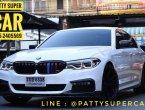 2017 BMW 520d Sport sedan