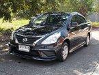 Nissan Almera 1.2 E ปี14 รถบ้านมือเดียวสวยไม่แก็สขับดีภายในกว้างนั่งสบายพร้อมหาใช้