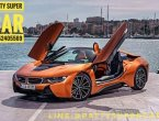 2019 BMW I8 1.5 4WD convertible