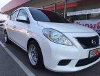 2012 ฟรีดาว ผ่อนเบาๆ4,xxx Nissan Almera 1.2 E Auto