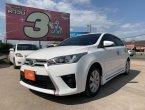 Toyota YARIS 1.2 G hatchback รถปี 2014