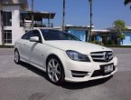 Mercedes Benz C180 Coupe AMG ปี 2012