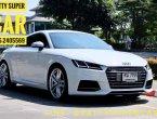 2018 Audi TTS 2.0 TFSI Quattro 4WD coupe