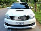 2014 Toyota Fortuner 3.0 V suvครอบครัวยอดนิยม🔰