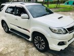 2015 Toyota Fortuner 3.0 TRD Sportivo 4WD suv