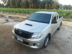 2013 Toyota HILUX VIGO D4D รถกระบะ