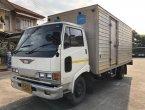2012 HINO รถบรรทุก 6 ล้อ ไฟเหลี่ยม 4 ตา รถห้าง KM779  TRUCK