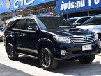 2014 Toyota Fortuner 2.5 G เกียร์ธรรมดา