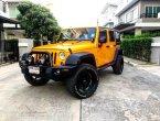 Jeep Wrangler Sahara ปี 2015
