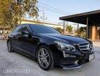 2014 Mercedes-Benz E300 AMG  Dynamic รถเก๋ง 4 ประตู