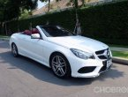2015 #Benz #E200 Cabriolet Amg-Package