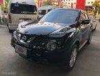 ขายรถ NISSAN JUKE 1.6E CVT ปี 2015 สีดำ รถสวยเลยคับ แอร์เย็น  ประหยัดสุดๆ