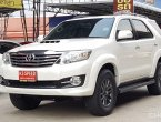 🚘💢TOYOTA FORTUNER 3.0V Champ A/T ปี2014